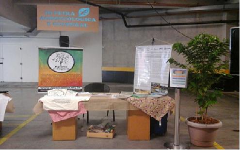 Participação na III Feira Agroecológica e Cultural do SESC
